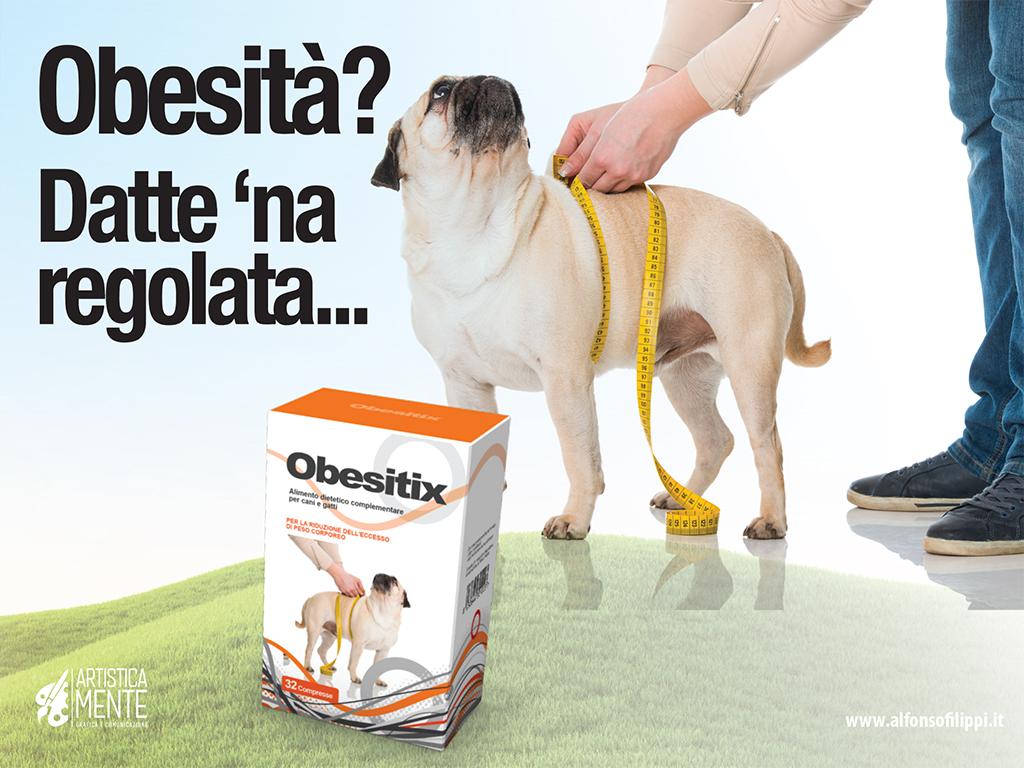 Obesità canina …
